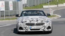 2019 BMW Z4 kabin casus fotoğraflar