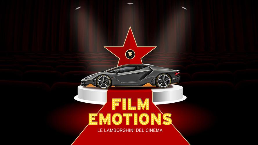 10 Lamborghini nella storia del cinema