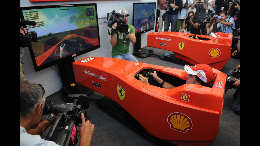 Ferrari Virtual Academy: giochi online e vai a Maranello
