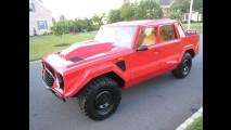 Lamborghini LM002 in vendita su eBay