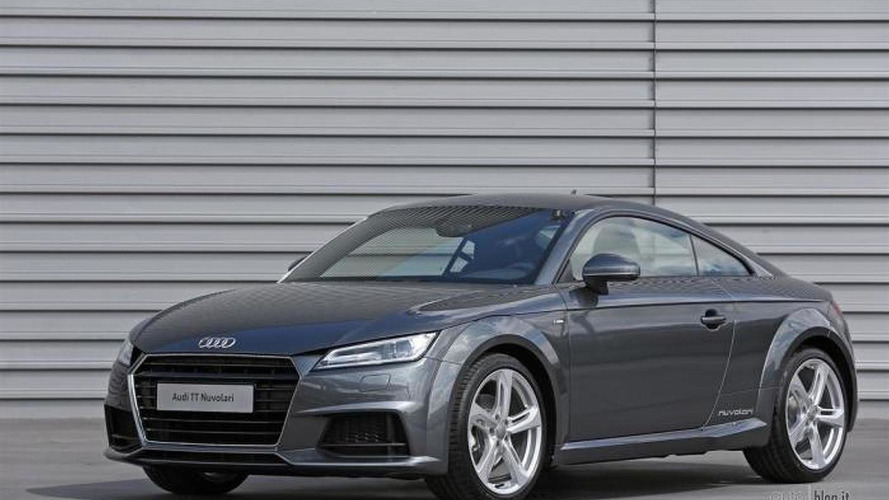 Audi TT Nuvolari special edition unveiled for Italy