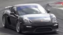 Track-only Porsche Cayman GT4 (not confirmed)