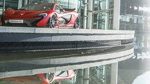 McLaren P1 P1 Satin Volcano Red by MSO
