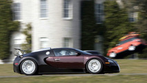 Bugatti Veyron at Goodwood Festival of Speed