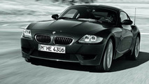 New BMW Z4 M Coupe