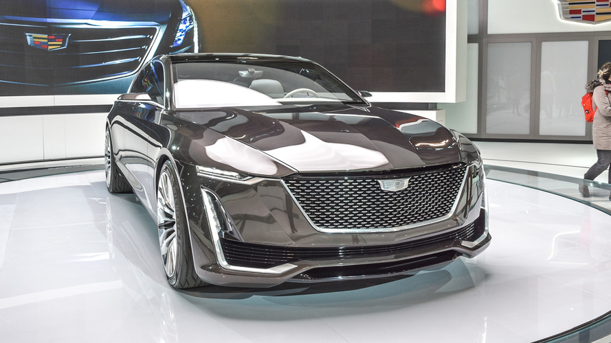 Cadillac Escala concept's Canadian debut is a brief one