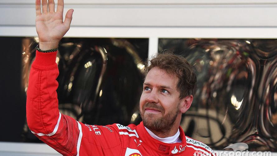 F1: Vettel rompe el monopolio de Mercedes y logra la pole