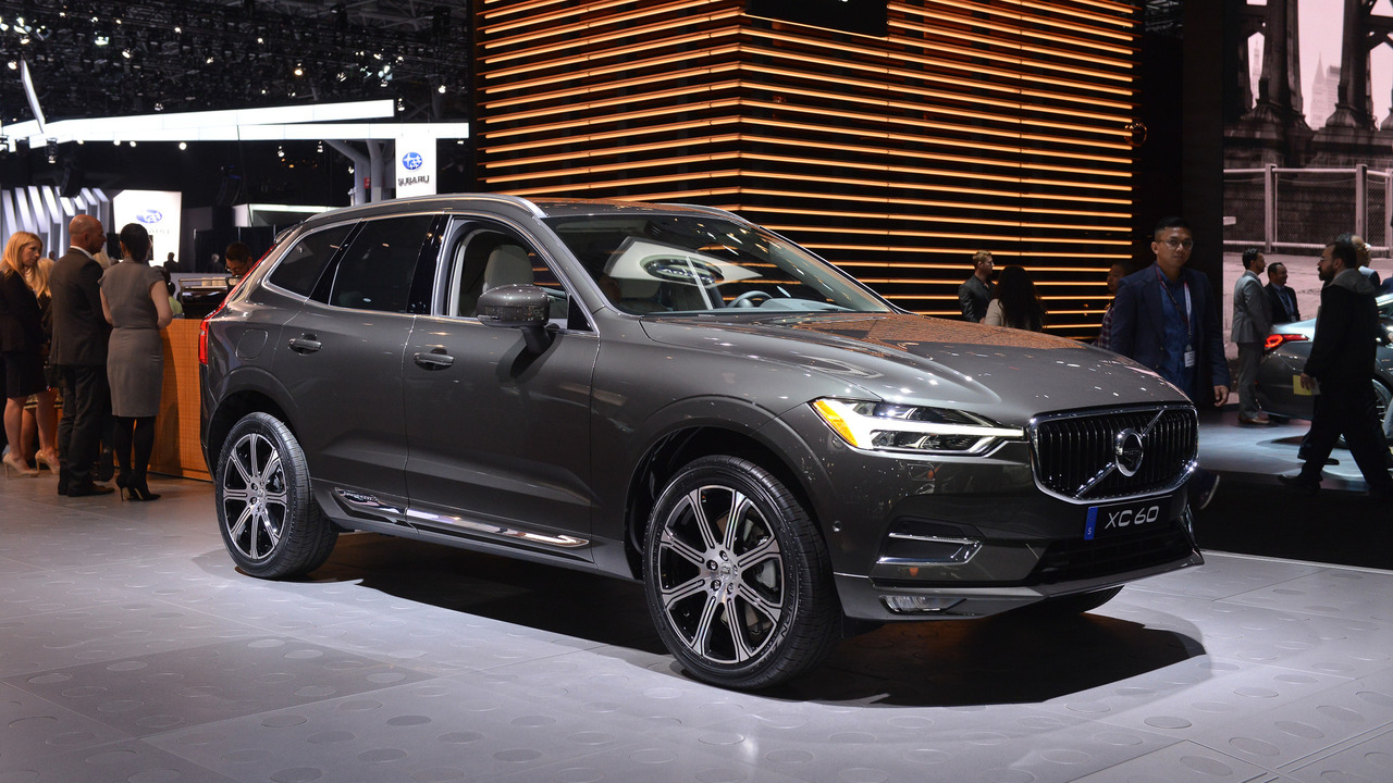 2018 volvo xc60 production begins in sweden. Black Bedroom Furniture Sets. Home Design Ideas