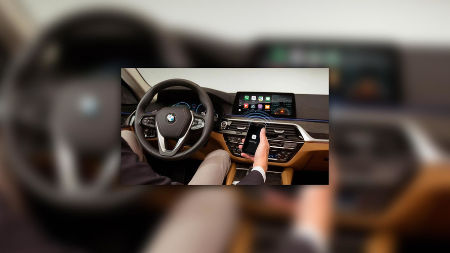 Harman innovation takes wires out of Apple CarPlay