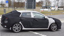 2018 Hyundai i30 Fastback spy photo