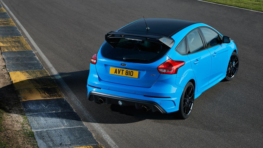 Ford Focus RS Opciós Csomag