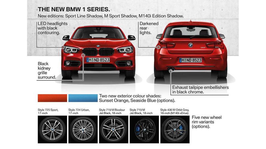 BMW 1-es sorozat 2017 (Frissített)