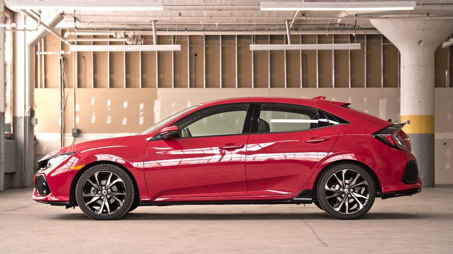 2017 Honda Civic Hatchback   Why Buy?