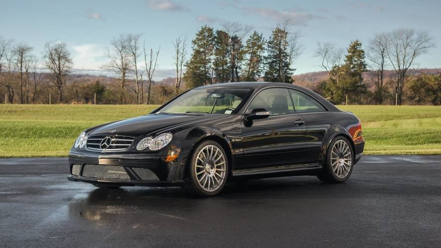 Mercedes benz black series collection for sale photo for Black mercedes benz for sale