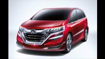 Drei Hondas für China