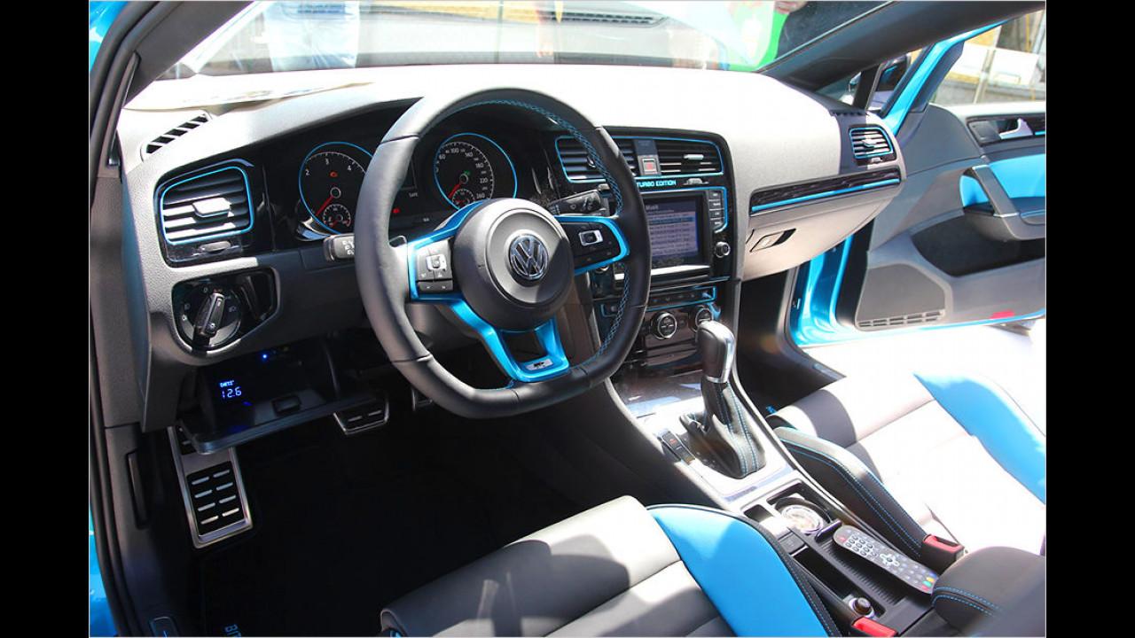 VW Golf Variant Biturbo Edition
