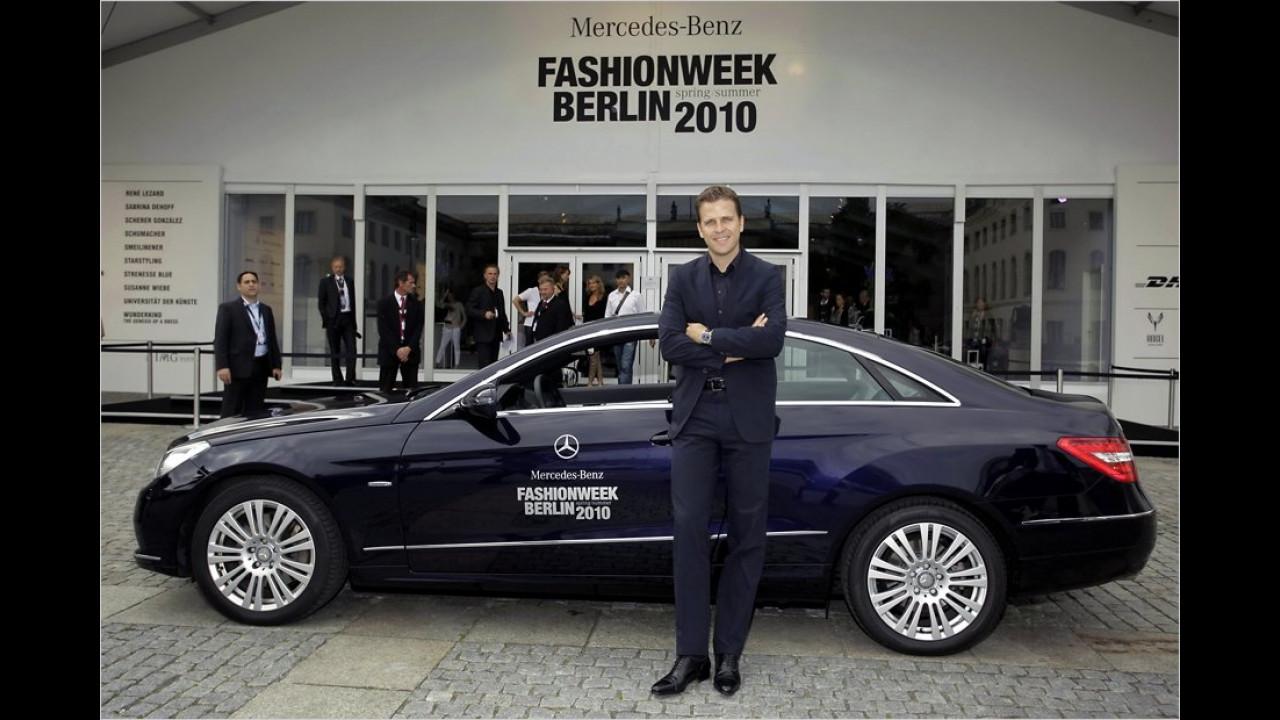 Oliver Bierhoff: Mercedes E-Klasse Coupé