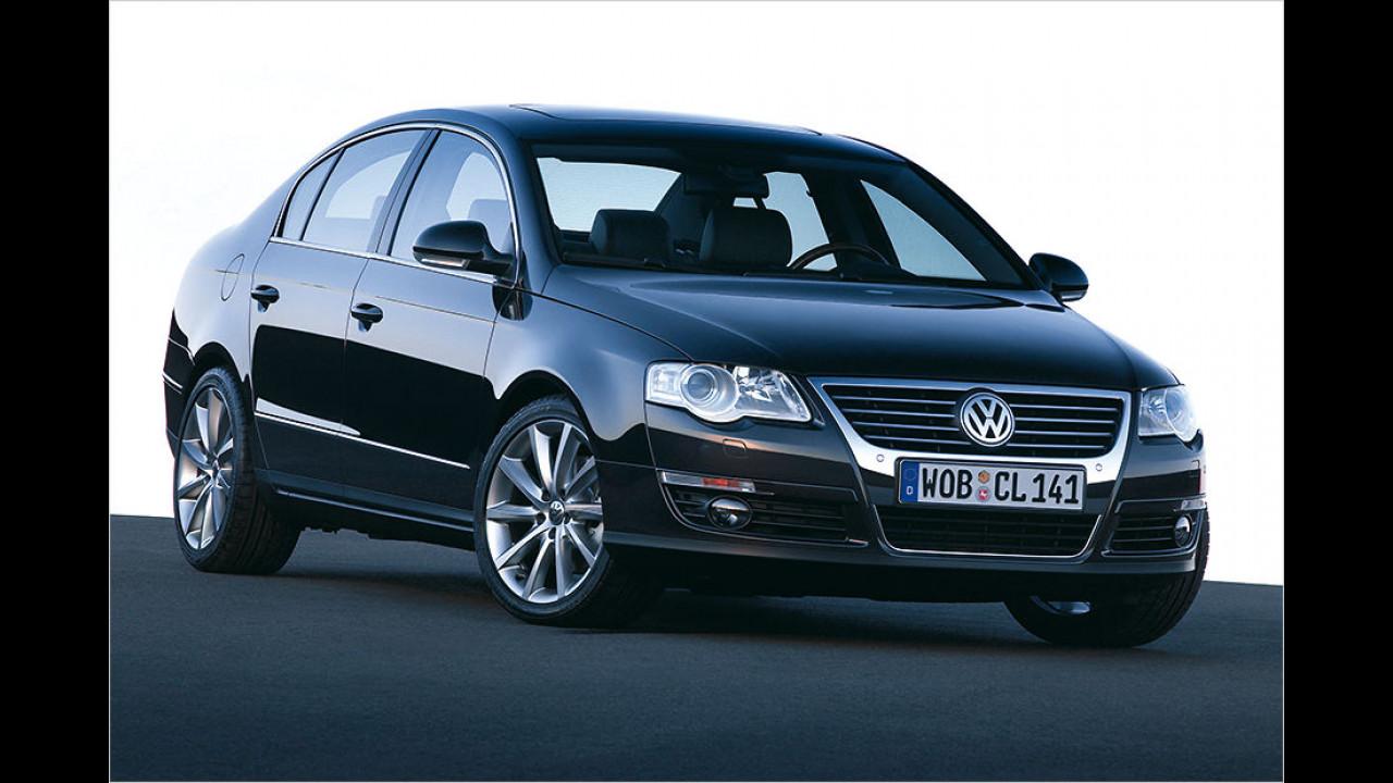 VW Passat (2005-2010)