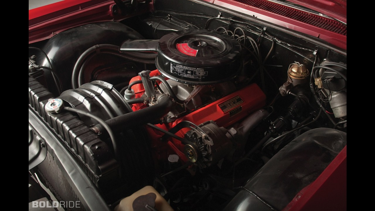 Chevrolet Impala SS 327/365 Convertible