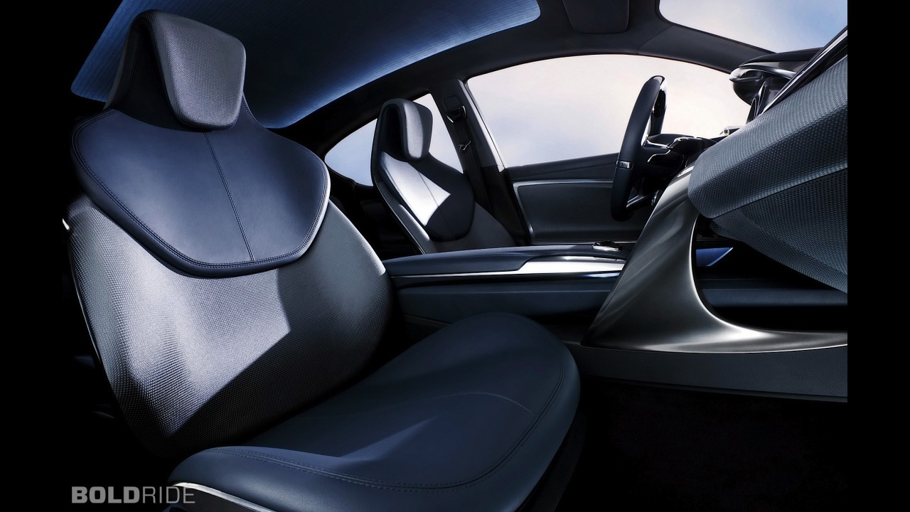 Lexus LF-Ch Compact Hybrid Concept