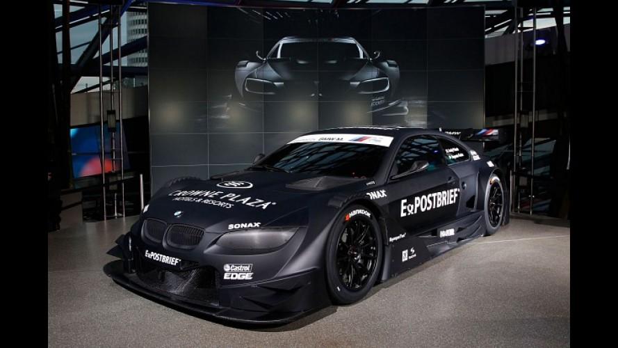 DTM contará com a BMW em 2012; montadora apresenta versão do M3