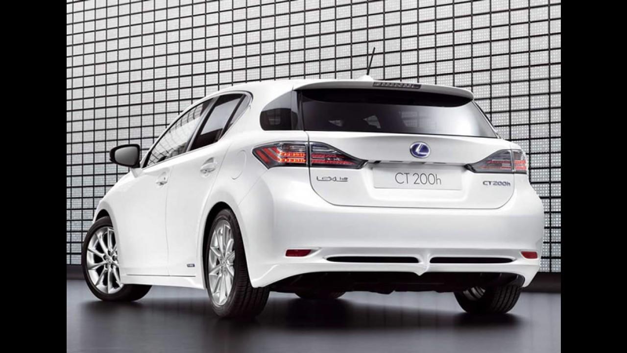 Híbrido: Lexus CT200h é lançado no Uruguai