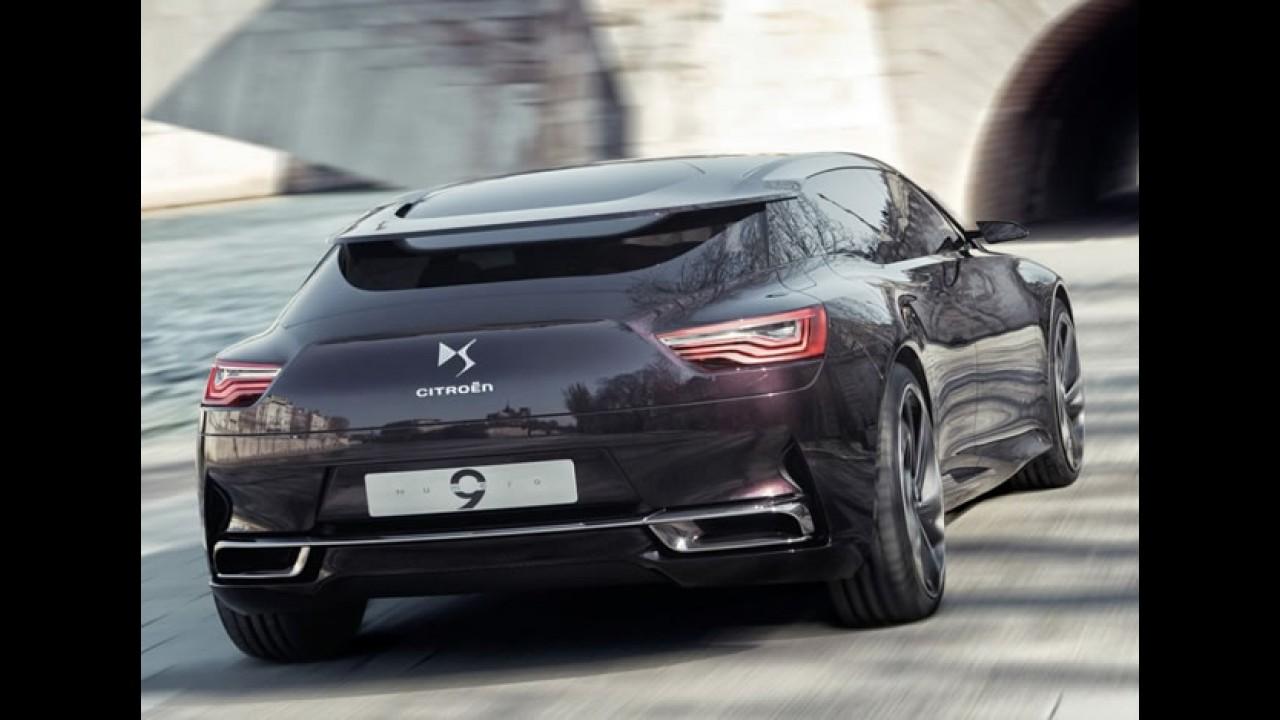 Citroën Numero 9 servirá de parâmetro para os próximos modelos da linha DS