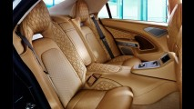 Aston Martin revela pela primeira vez o interior refinado do novo Lagonda
