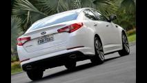 De olho no Fusion, Kia Optima ganha versão 2.0 a R$ 99,9 mil