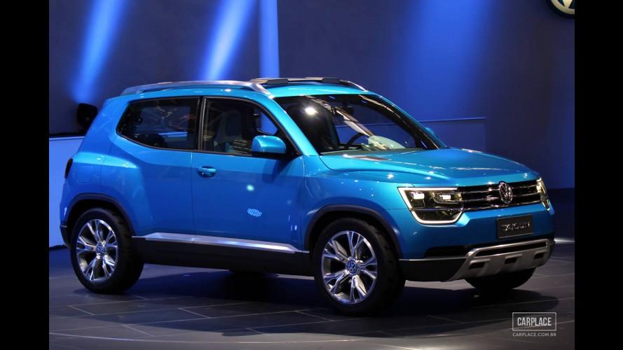 No Brasil em 2014, Volkswagen Taigun também será produzido na Índia