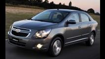 Sedãs compactos: Cobalt lidera e New Fiesta avança em junho