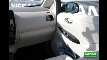 Avaliação Nissan LEAF: Dirigimos o primeiro carro 100% elétrico