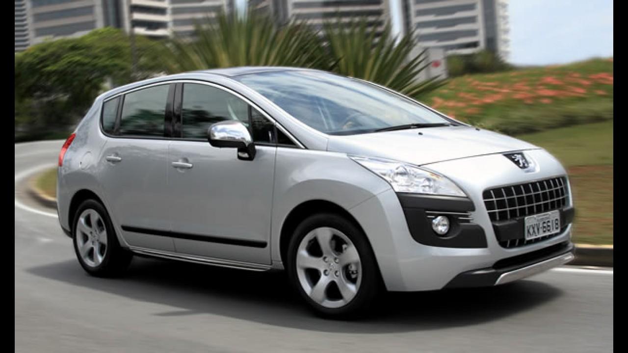 PSA Peugeot-Citroën realiza 38% das vendas fora da Europa no 1º semestre