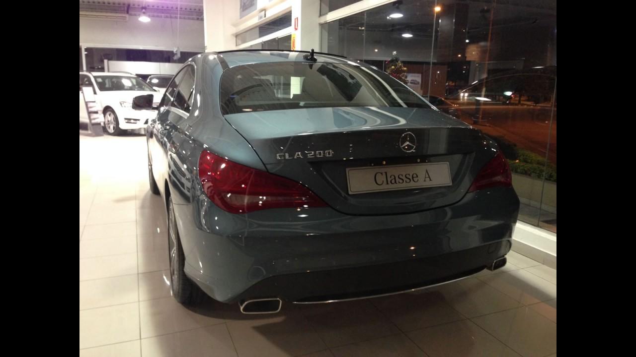 Após reportagem do CARPLACE, Mercedes anuncia CLA a R$ 147.500