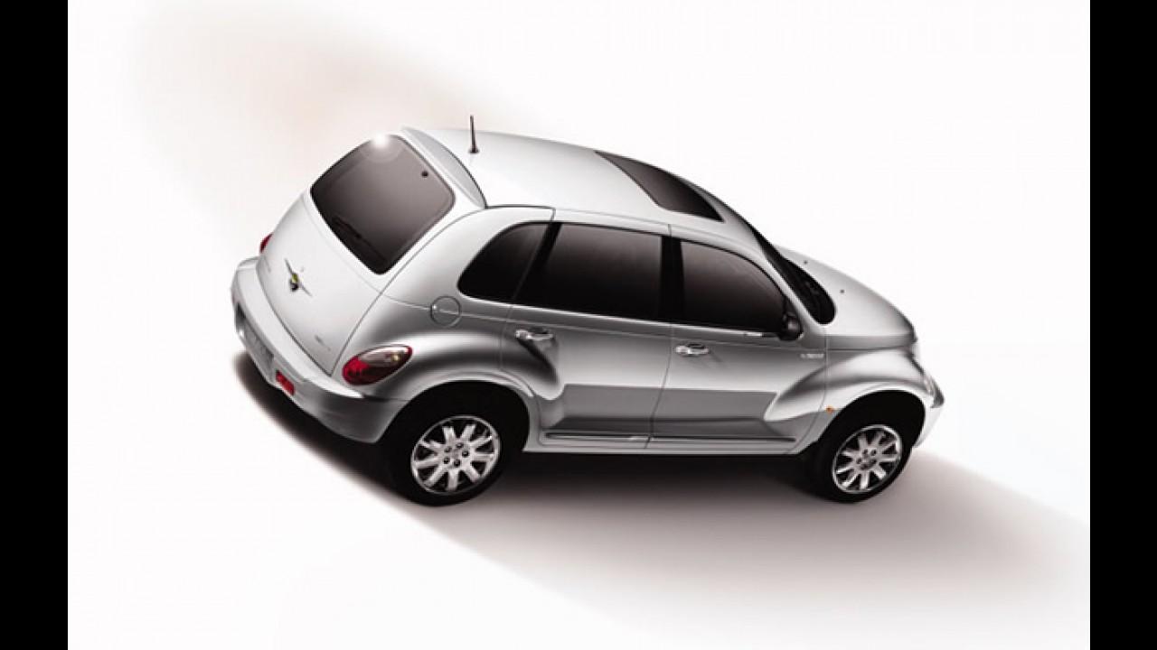 Chrysler PT Cruiser ganha edição especial de aniversário Decade Edition