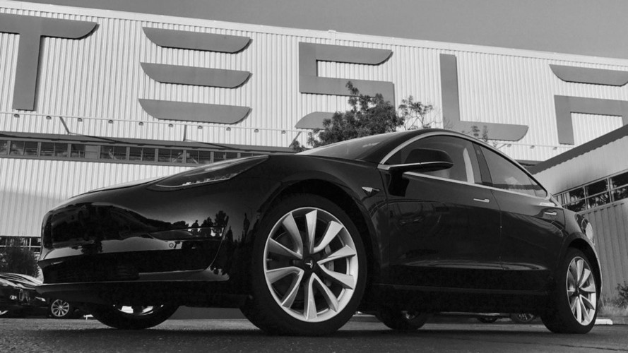 Tesla Model 3 Production Begins, First Car Goes To Elon Musk