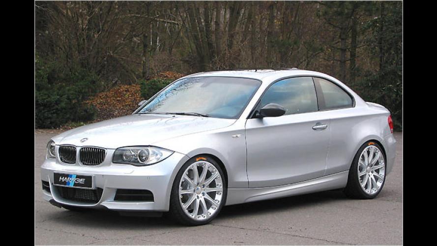 Tuner Hartge legt BMW 1er Coupé und Cabrio flach