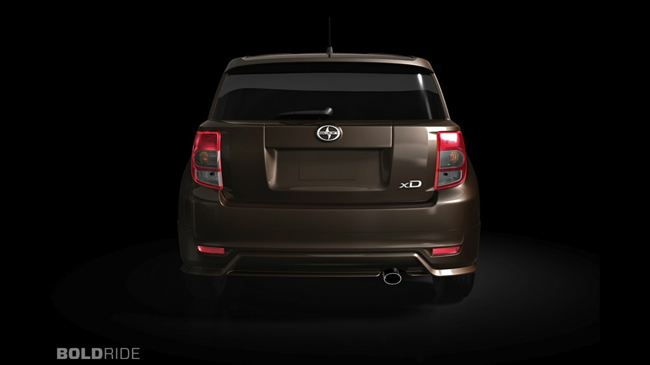 Scion xD RS 3.0