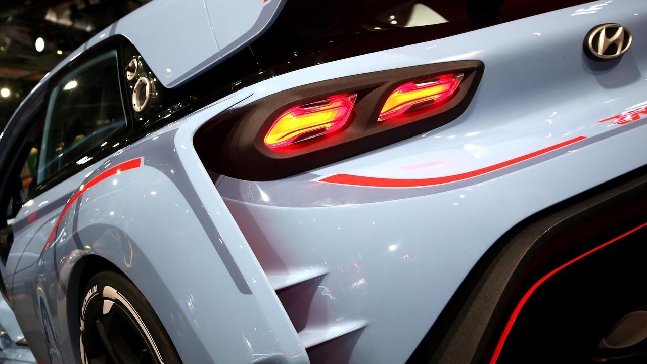 2016 Hyundai RN30 Concept Paris Motor Show