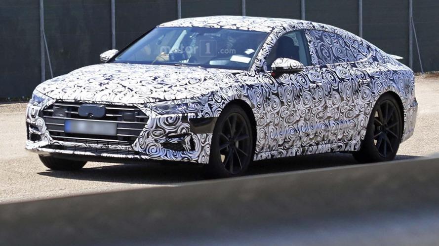 Audi A7 2018 : les premières photos !
