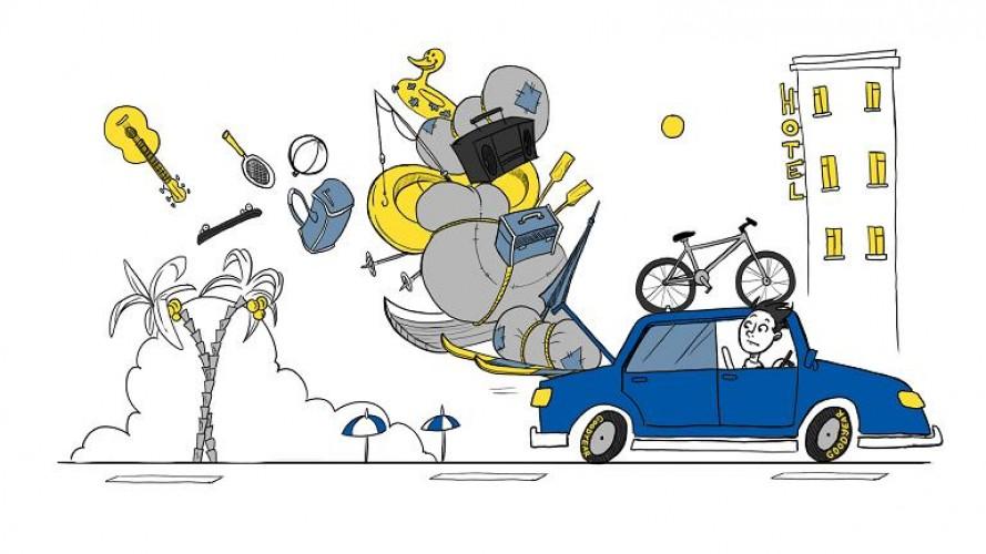Goodyear'dan Uzun Yola Çıkacak Sürücülere Önemli İpuçları