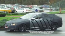 SPY PHOTOS: New Jaguar XF