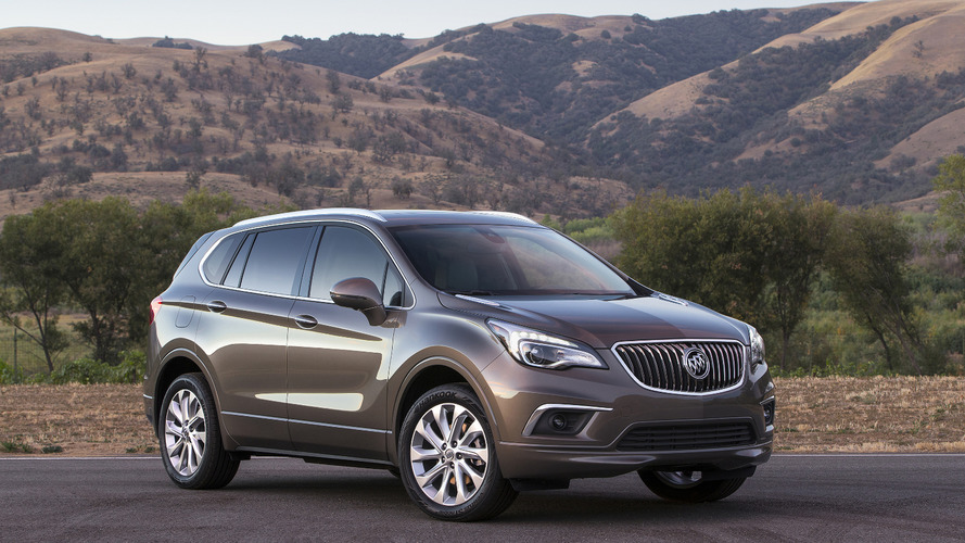 Buick to introduce a mysterious new model next month