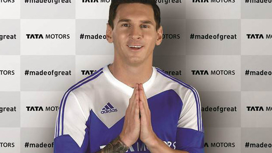 Lionel Messi named Tata global ambassador