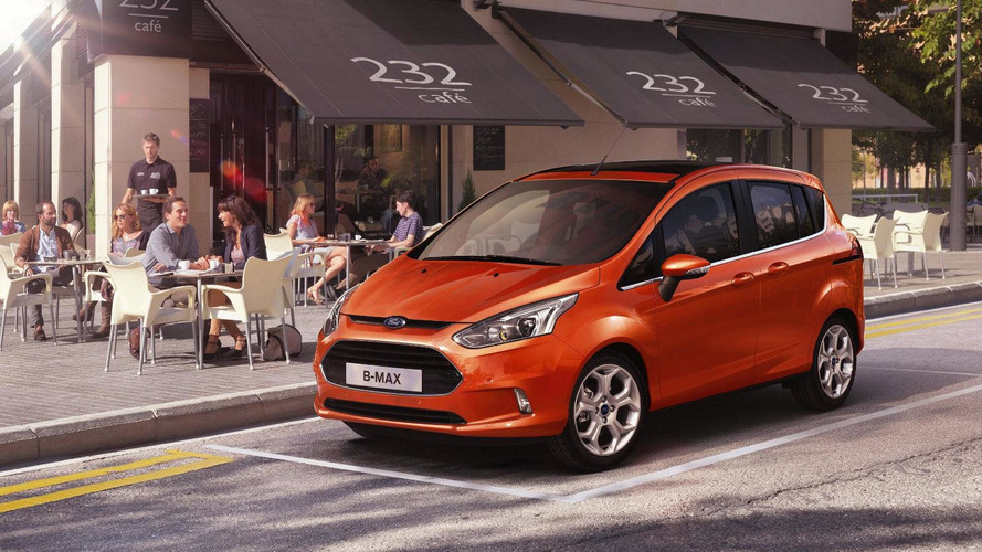 Ford B-Max Will Die In September Because Crossovers...