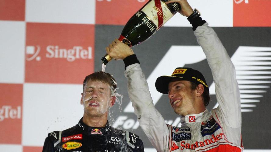2012 Singapore Grand Prix - RESULTS