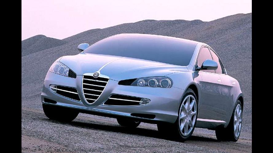 Italdesign Visconti: Idee für ein neues Alfa-Flaggschiff