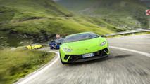 Lamborghini Huracan - Transzfogarasi kaland