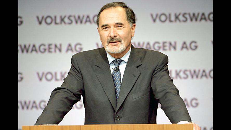 Machtwechsel bei Volkswagen: Pischetsrieder muss gehen
