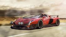 Lamborghini Veneno savaş aracı